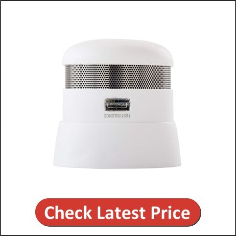 First Alert Photoelectric Smoke Detector P1010