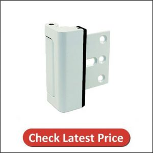 HardwareX Supply Door Reinforcement Lock