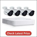Night Owl 4 Channel 1080p Security Camera with DVR