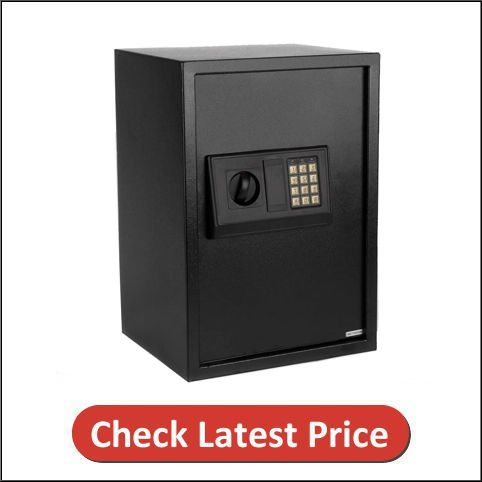 GOTOTOP Digital Fireproof Safe Box for Home