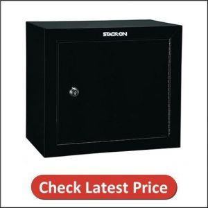 Stack-On GCB-500 Steel Pistol/Ammo Cabinet