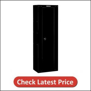 Stack-On GCB-8RTA Steel Black 8-Gun Safe