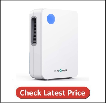 KTPOWER Cubic Feet Dehumidifier for Home