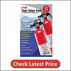Kidde Multi-Purpose Fire Extinguisher