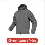 MAGCOMSEN Men's Winter Snow Ski Jacket