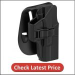 TEGE Paddle Holster Compatible with Glock 19