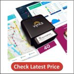 VyncsPro 4G No Monthly Fee OBD Real Time Car GPS Tracker